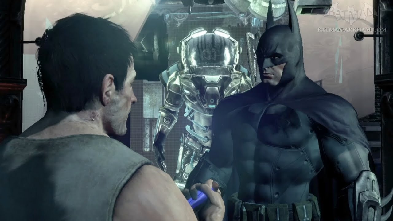 Batman Arkham City Suits Batman Arkham City