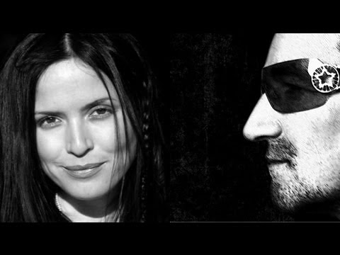 The Corrs &amp; Bono - Summer Wine (lyrics)
