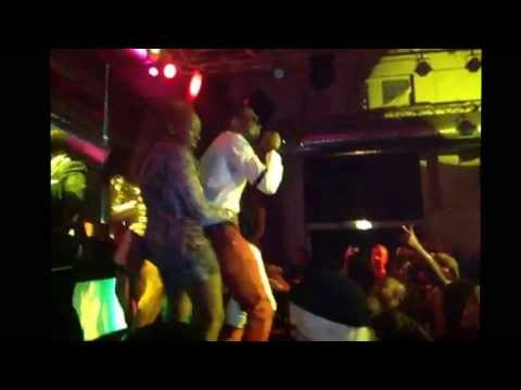 Wizboy Delivered Powerful Successful Show In Mulheim Germany With His New Song.watch Our Drop Out. video