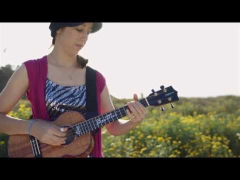 Brittni Paiva - Tell U What - Official Music Video -  ukulele