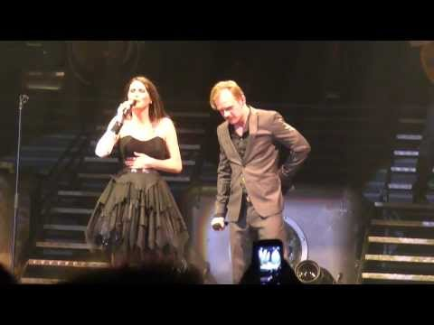 Within Temptation - Whole World Is Watching Feat. Piotr Rogucki  live   Torwar, Warszawa, 9.03.2014 video