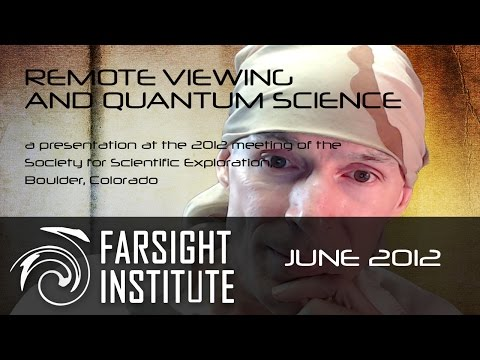 Remote Viewing and Quantum Science