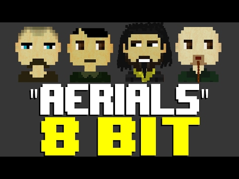 Download Lagu Aerials [8 Bit Cover Tribute to System of a Down] - 8 Bit Universe MP3 Free