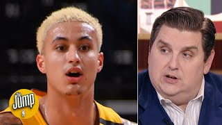 Should the Lakers trade Kyle Kuzma in a win-now move? | The Jump