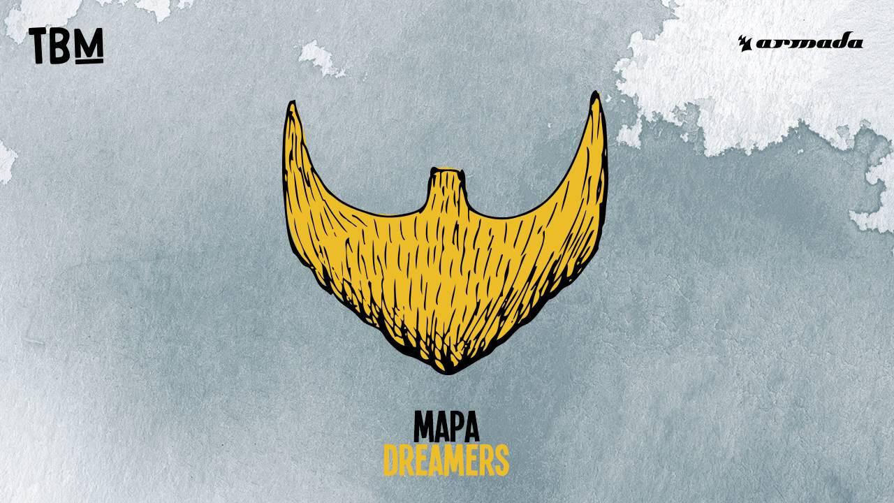 Mapa - Dreamers