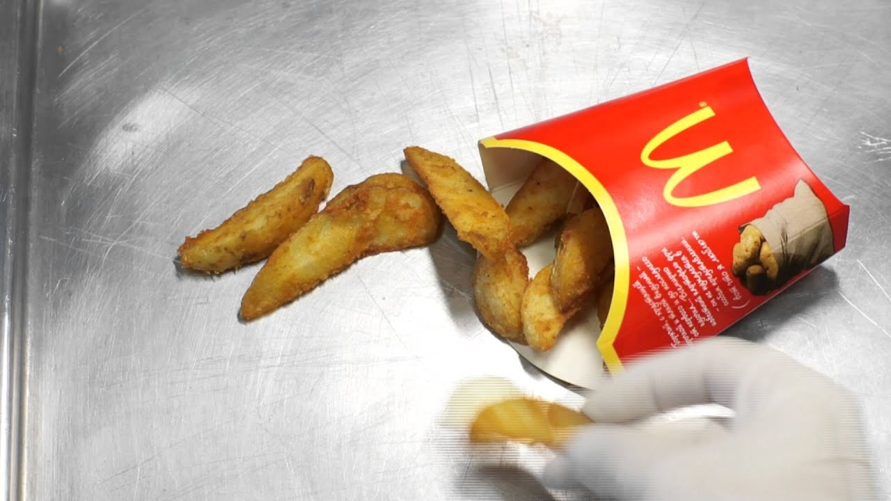 Как сделать картошку по домашнему из макдональдса