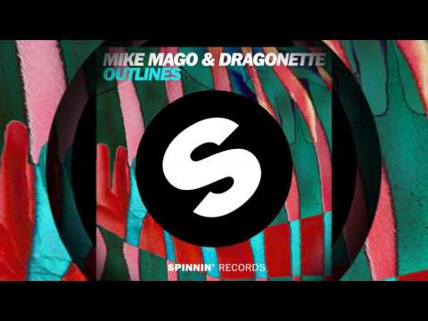Mike Mago & Dragonette - Outlines (Radio Edit) [Official]