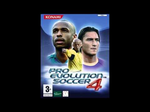 Pro Evolution Soccer 4 Soundtrack - Main Menu