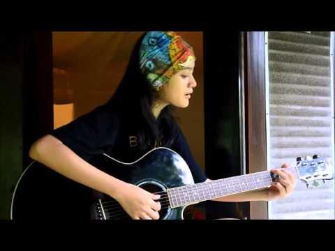 Maudy Ayunda - Perahu Kertas ( Cover by Verena )