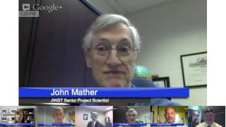 James Webb Space Telescope (JWST) Google+ Hangout