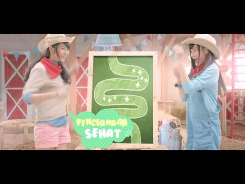Cimory Yogurt Drink - Cimory Land feat. JKT48 (Official Video) (Full HD)