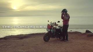 The Road is Life | Honda Ruckus | eGarage