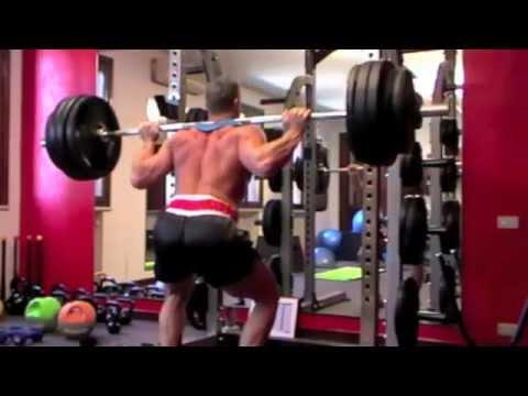Esercizi per gambe per perdita di peso delle ginocchia