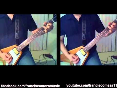 Mastodon - Black Tongue all guitars cover
