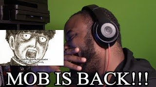 MOB IS BACK!!! Mob Psycho 100 Season 2 Episode 1 *Reaction/Review*-