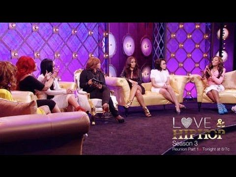Love & Hip Hop NY Season 3 REUNION PART 2 RECAP