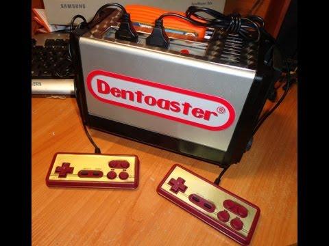 Russian Nintoaster - Dentoaster