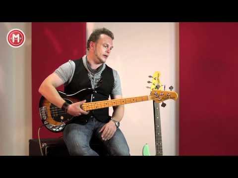 Sterling by Music Man Ray34 Classic Active im Test auf MusikMachen.de