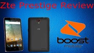 Boost Mobile Zte Prestige Review HD