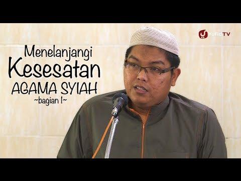 Pengajian Islam: Menelanjangi Kesesatan Agama Syiah (Bagian 1) - Ustadz Firanda Andirja