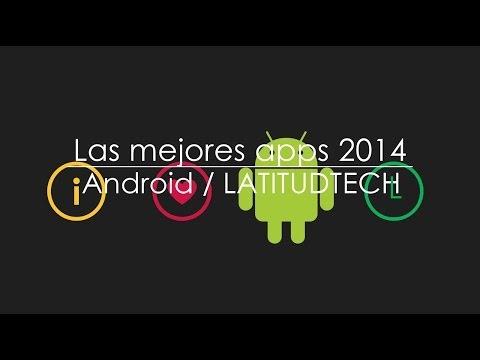Las mejores aplicaciones GRATIS para Android 2014