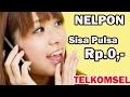 Cara NELFON Tanpa Pulsa (Rp.0,-) dg TELKOMSEL thumbnail
