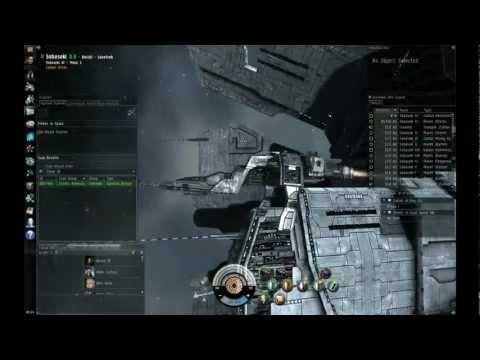 EVE Online gameplay #3 comentado