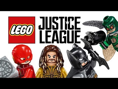 LEGO Justice League sets - My Thoughts!