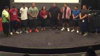E Lelei Le Alii (Cover) Sung by Bankstown WSU PATHE Students