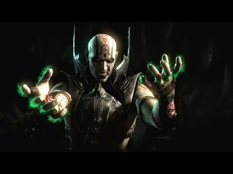 First 60 FPS Trailer (Mortal Kombat 10 Gameplay) (PS4/Xbox One)