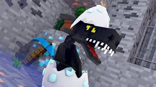 Minecraft: DRAGÃO BEBÊ PROIBIDO ! - COMO TREINAR SEU DRAGÃO  ‹ LOKI ›