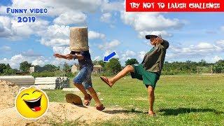 [Clip hài]Coi Cấm Cười | Phiên Bản Nhí |Must Watch New Funny😂😂Comedy Videos 2019 - Đặng VlogsPart8