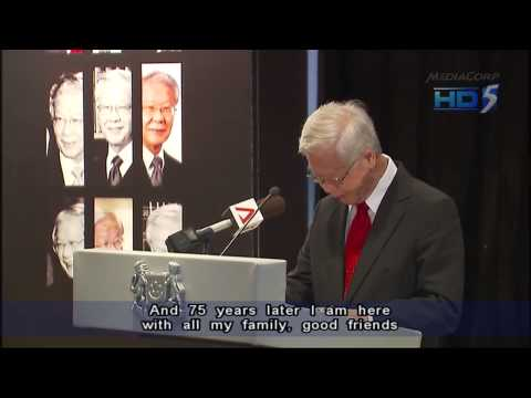 Book launched in tribute of retiring Chief Justice Chan Sek Keong - 05Nov2012