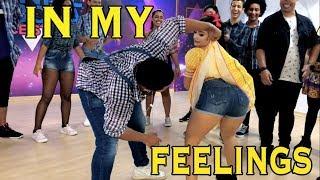 Drake In My Feelings Coreografia Cleiton Oliveira Ig Acleitonrioswag