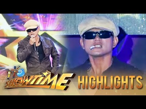 IT'S SHOWTIME Kalokalike Level Up : Robin Padilla
