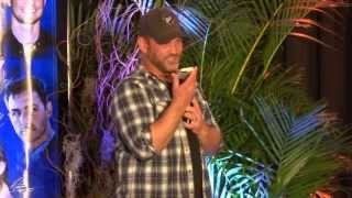 NJCon 2013: Ty Olsson Calling Sick Twitter Fan at the Hospital Part Two