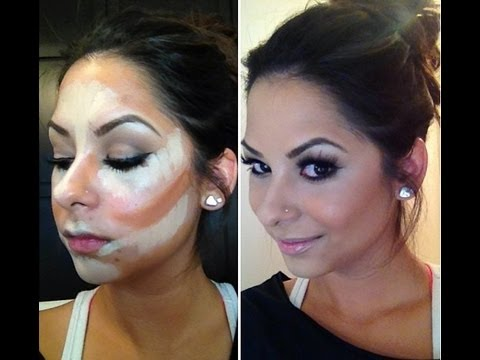 Tutorial: Extreme Contouring & Highlighting ft Sedona Lace Concealer Palette