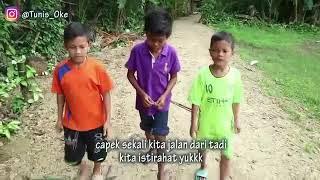 Video Lucu anak aceh. Cita-cita mau jadi presiden,