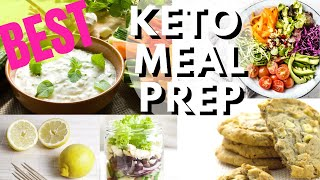 ???? BEST KETO MEAL PREP FOR WEIGHT LOSS ???? EASY KETO RECIPES ???? LAZY KETO MEALS
