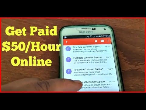 Email Processing System Review - How To Make Money Online Fast With Email Processing 2017 & 2018