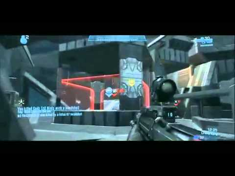 Balto :: Halo Reach Montage 1 (100% MLG) - Edited by Most Dope