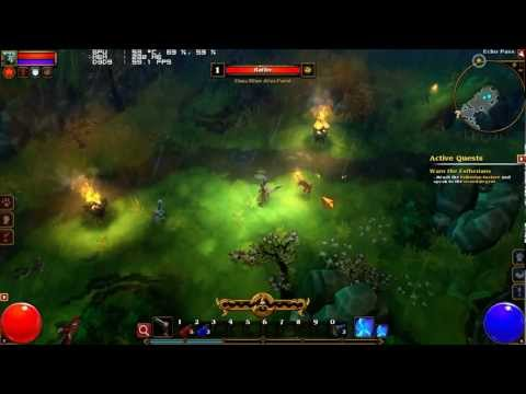 Torchlight II - Gameplay - 9600 GSO