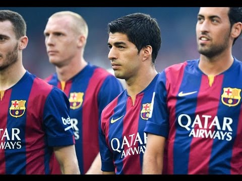 FC Barcelona ● Champions league / Group Stage ● 2014-2015 || HD ||