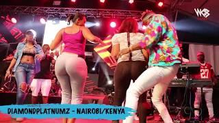 Diamond Platnumz - Live Performance at Koroga Festival / Nairobi Kenya (part 1)