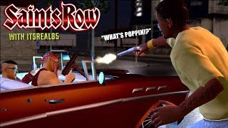 "THE STREET LIFE CHOSE ME! (FUNNY ""SAINTS ROW"" GAMEPLAY #1)"