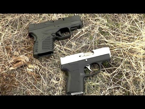 XDS vs Kahr CM9: Range Review