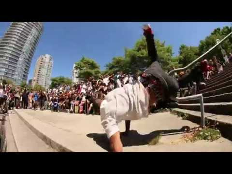 Highlight of Go Skateboarding Day Vancouver 2015