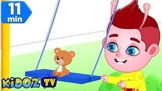 Teddy Bear, Teddy Bear | Jack and Jill | Nursery Rhymes Collection for Kids