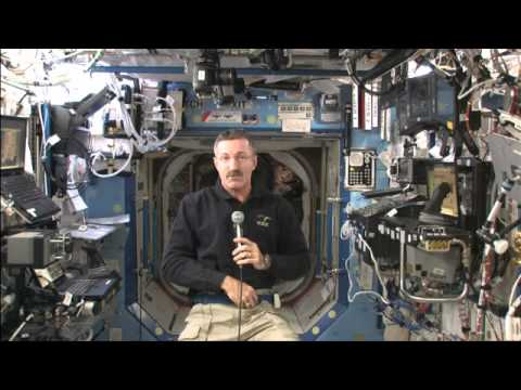 Expedition 30 Commander Dan Burbank on Returning to Earth