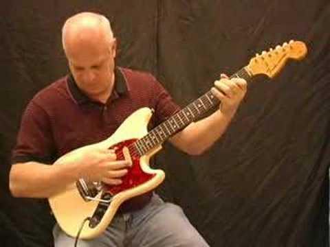 1966 Mustang Guitar Video
